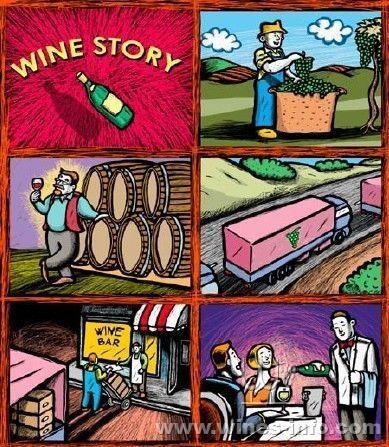 酒吧招牌卡通图案