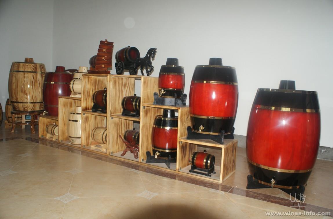 木酒桶:中国葡萄酒资讯网