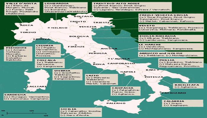 salento地图