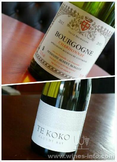 一场白葡萄酒的顶尖对决 之二