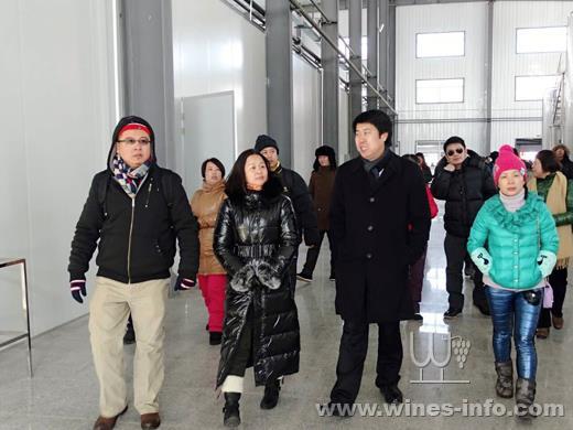 桓仁酒协走访冰酒产区中国:广东葡萄酒资讯网视频诗歌散文电视图片