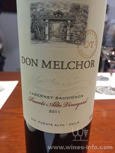 智利干露酒厂Don Melchor酿酒师专访:中国葡萄