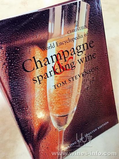 香槟爱好者熟悉的名字 Tom Stevenson 中国葡萄酒资讯网 Www Winesinfo Com