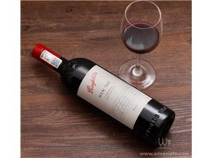 2016年份BIN 707赤霞珠葡萄酒多少錢一瓶