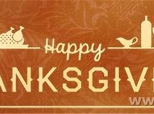 感恩节将至,还有什么比简单粗暴的福利更让人感到温暖?
