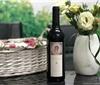 以酒神伟大的权杖为灵感,打造出的一款值得庶民品饮的梦想款葡萄酒——飒神红葡萄酒